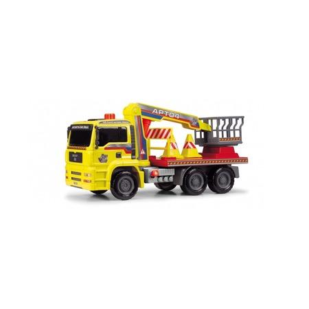 Купить Машинка игрушечная Dickie «Грузовик с подъемным механизмом» AirPump