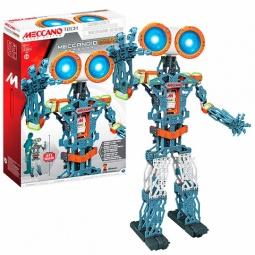 фото Конструктор для мальчика Meccano «Робот Меканоид G15KS»