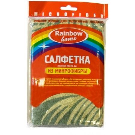 Купить Салфетка набивная Rainbow home «Цветы»