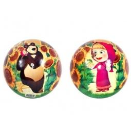 фото Мяч детский Маша и Медведь 44382. В ассортименте