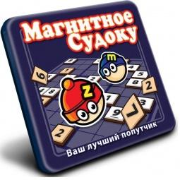 Купить Игра магнитная Mack&Zack «Судоку»