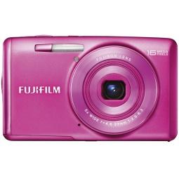 фото Фотокамера цифровая Fujifilm FinePix JX700. Цвет: розовый