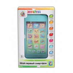 Купить Смартфон игрушечный обучающий 1 Toy «Животные»