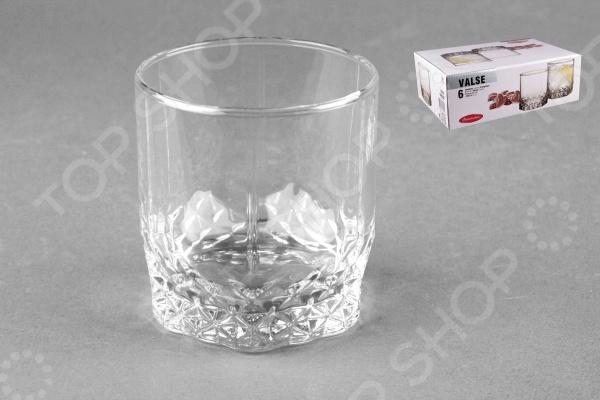 Набор стаканов Pasabahce Valse 42943 набор стаканов для напитков salt