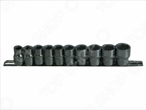 Набор торцевых головок Force F-4106  набор торцевых 12 гранных головок 24 шт 1 2 dr sata 09060