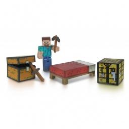 Купить Фигурки Minecraft «Набор для выживания»