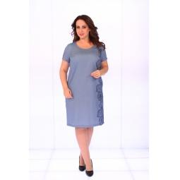 Купить Платье D`imma «Вивиана». Цвет: голубой