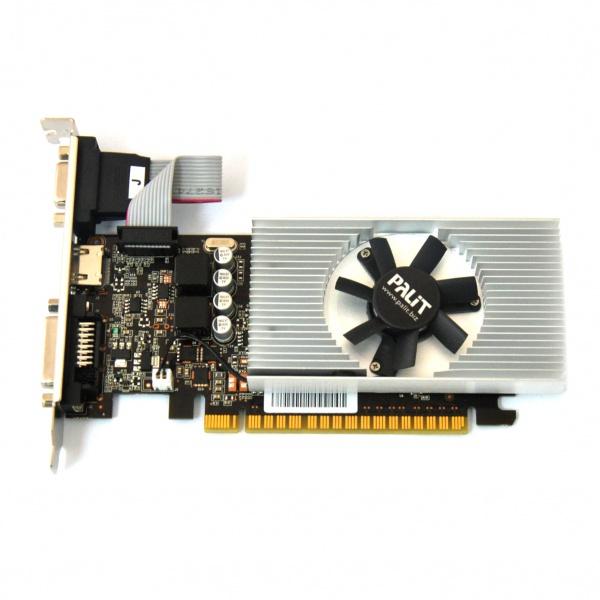 фото Видеокарта Palit NE5T6400HD06-208XF, Видеокарты
