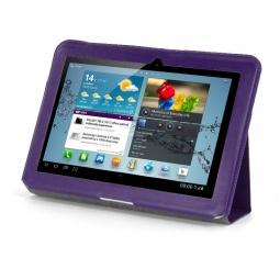 фото Чехол LaZarr Folio Case для Samsung Galaxy Tab 2 P5100/P5110. Цвет: фиолетовый