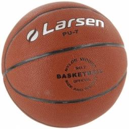 фото Мяч баскетбольный Larsen PU7