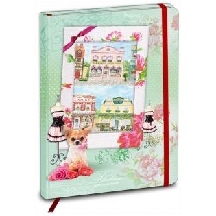 Купить Дневник школьный Проф-Пресс «Модная картина»