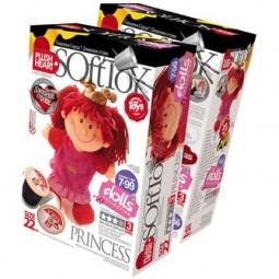 Купить Набор для изготовления мягкой игрушки Plush Heart Принцесса
