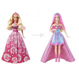 фото Кукла Mattel Принцесса и Попзвезда Tори