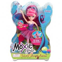 фото Кукла Moxie Фея с подвижными крыльями, Эйвери