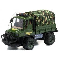 фото Машина на радиоуправлении S+S TOYS «Военный внедорожник» EA80082R