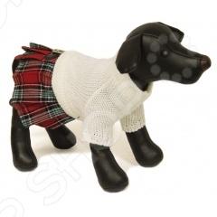 Свитер-платье для собак DEZZIE 562510