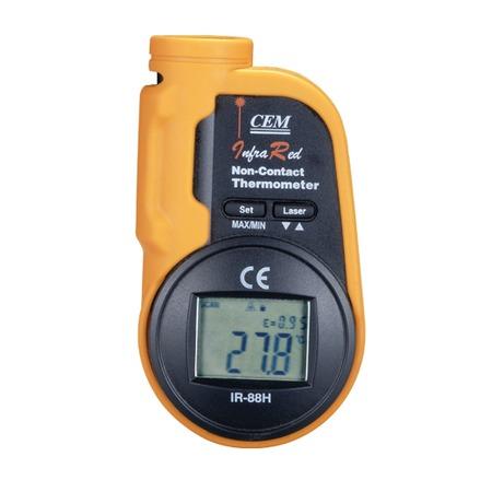 Купить Термометр инфракрасный СЕМ IR-88H