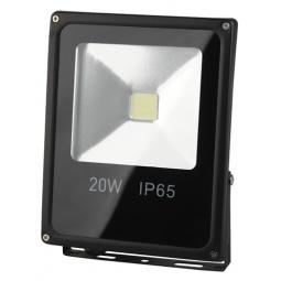 фото Прожектор светодиодный Эра LPR. Мощность: 20 Вт. Размер: 140х180х45 мм