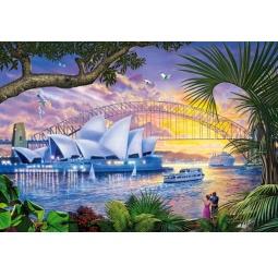 Купить Пазл 1500 элементов Castorland «Оперный театр, Сидней»