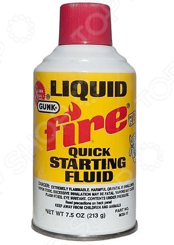 Жидкость для двигателей GUNK M3911 Fire «Быстрый старт»
