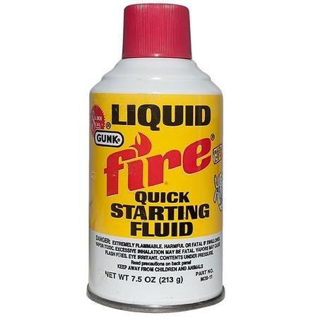 Купить Жидкость для двигателей GUNK M3911 Fire «Быстрый старт»