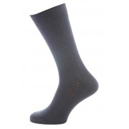 Купить Носки мужские Мишель Капрони «Праздничные». Цвет: темно-серый