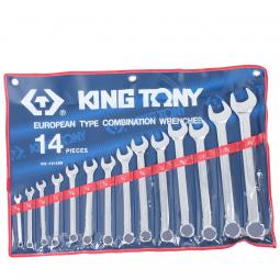 Купить Набор ключей комбинированных King Tony KT-1214SR