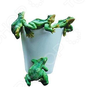 Подвеска декоративная Green Apple GRHP4-08 «Лягушка»