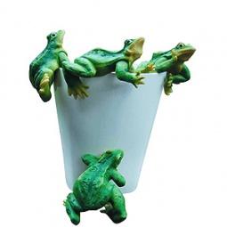 Купить Подвеска декоративная GREEN APPLE GRHP4-08 «Лягушка»