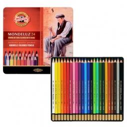 Купить Набор карандашей акварельных Koh-I-Noor 3724/24