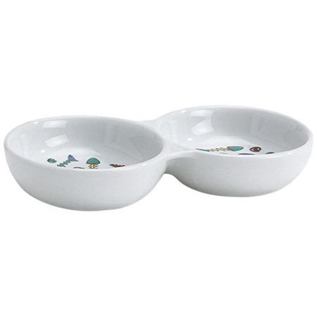 Купить Миска для кошек двойная Beeztees 651054 Double Dish