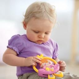 фото Погремушка Fisher Price Волшебная палочка для девочки. В ассортименте