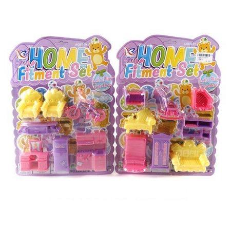 Купить Набор мебели игрушечный Shantou Gepai 2237A. В ассортименте
