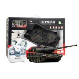 фото Танк на радиоуправлении VSP German Leopard2 A6