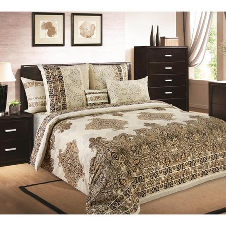 Купить Комплект постельного белья Королевское Искушение с компаньоном «Индонезия». Семейный