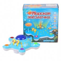 фото Игрушка музыкальная Zhorya «Морская звездочка»