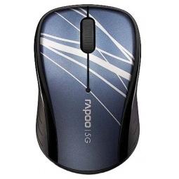 Купить Мышь Rapoo 3100p Blue USB