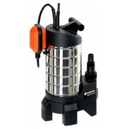 Купить Насос дренажный для грязной воды Gardena 20000 inox Premium