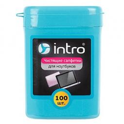Купить Набор салфеток чистящих Intro для ноутбуков