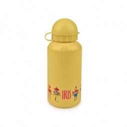 фото Бутылка для воды детская IRIS Barcelona Snack Rico. Цвет: желтый