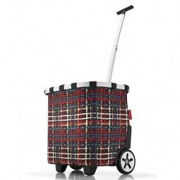 фото Корзинка на колесах Reisenthel Carrycruiser Wool
