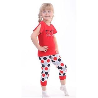 Купить Комплект для девочки: джемпер и капри Свитанак 606490