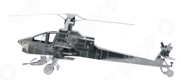Пазл 3D мини TUCOOL «Вертолет» 3d пазл expetro голова благородного оленя 10640