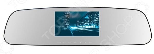 Видеорегистратор TrendVision MR-710GPВидеорегистраторы<br>Видеорегистратор TrendVision MR-710GP надежная, современная система регистрации для вашего автомобиля. С таким практичным устройством отслеживать ситуацию на дороге станет ещё проще! Автомобильный регистратор выполнен в корпусе накладки на штатное зеркало заднего вида нового поколения, поэтому он гармонично впишется в интерьер салона любого автомобиля. Устройство имеет мощный процессор модели Ambarella A7LA30 и улучшенную версию матрицы 2015 года OmniVision OV4689, что позволяет записывать с супервысоким разрешением SuperHD 2304х1296 или в высокоскоростном FullHD 1920х1080 со скоростью 60 к с. Аппаратный режим HDR позволяет получить качественное изображение даже в сложных условиях съемки. Данная модель оснащена поляризационным CPL-фильтром, что позволяет убрать все блики с лобового стекла и добиться максимально точного изображения из искажений и размытий. Новый, усовершенствованный корпус гарантирует долговечность и прекрасные эксплуатационные характеристики. Удобное расположение разъемов и кнопок обеспечивает быструю и интуитивно понятную навигацию по прибору. Большой монитор с диагональю 4,3 позволяет использовать регистратор в качестве парковочной системы, если подключить камеру заднего хода. В корпусе также предусмотрены два слота под карты памяти типа microSD до 128 Гб и SD до 32 Гб . С помощью современного GPS-приёмника можно обеспечить точную настройку времени, записи координат, скорости движения и маршрута.<br>