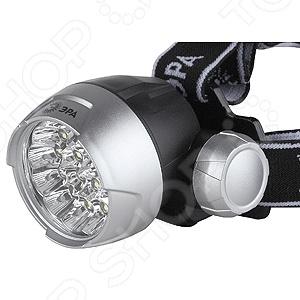 Фонарик налобный Эра G17 Extra фонарь налобный эра er g1w