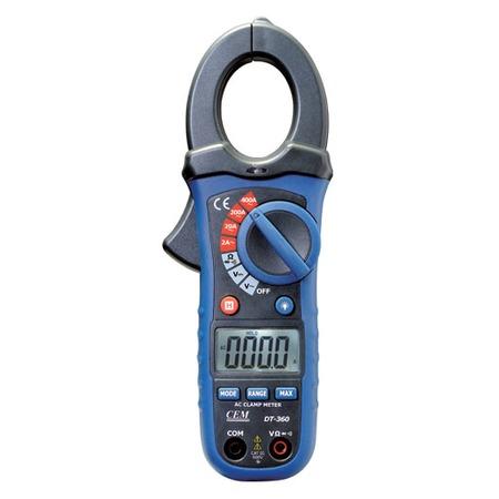 Купить Клещи токовые измерительные СЕМ DT-360
