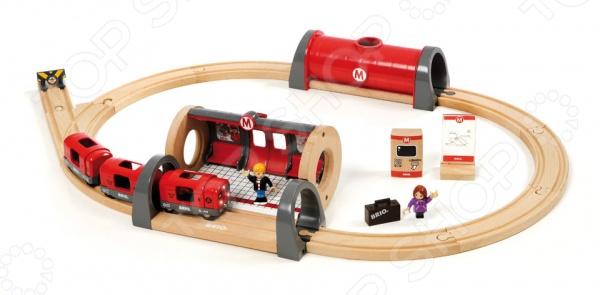 Железная дорога Brio «Метро»