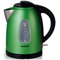 фото Чайник Philips HD4665. Цвет: зеленый