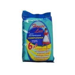 Купить Набор салфеток влажных универсальных антибактериальных Авангард HL-48261 House Lux 6 в 1