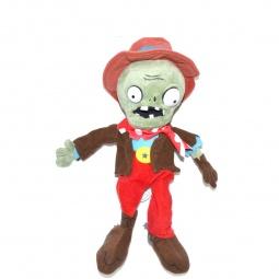 Купить Мягкая игрушка Plants vs Zombies «Зомби-ковбой»